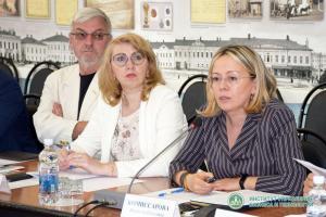 Участие в расширенном заседании совета и правления союза